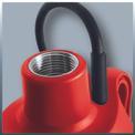 Pompa submersibila de presiune GC-DW 900 N Detailbild ohne Untertitel 1