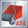 Hand Lawn Mower GC-HM 40 VKA 3