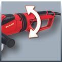 Winkelschleifer TE-AG 230 Detailbild ohne Untertitel 3
