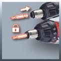 Cordless Screwdriver TE-SD 3,6 Li Kit Detailbild ohne Untertitel 2