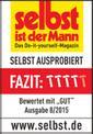 Orbital Sander TE-OS 2520 E Testmagazin - Logo (oeffentlich) 1