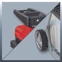 Elektro-Leisehäcksler GC-RS 2540 CB Detailbild ohne Untertitel 5