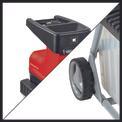 Elektro-Leisehäcksler GC-RS 2845 CB Detailbild ohne Untertitel 5