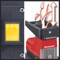 Elektro-Leisehäcksler GC-RS 2845 CB Detailbild ohne Untertitel 4