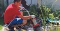 Schmutzwasserpumpe GE-DP 7935 N ECO Einsatzbild 1