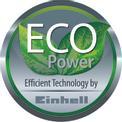 Schmutzwasserpumpe GE-DP 3925 ECO Logo / Button 1