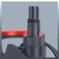 Schmutzwasserpumpe GE-DP 3925 ECO Detailbild ohne Untertitel 3