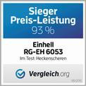 Elektro-Heckenschere RG-EH 6053 Testmagazin - Logo (oeffentlich) 1