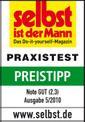 Elektro-Heckenschere RG-EH 6053 Testmagazin - Logo (oeffentlich) 2