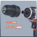 Akku-Bohrschrauber TE-CD 12 X-Li mit 2. Akku Detailbild ohne Untertitel 1