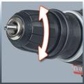 Akku-Bohrschrauber TE-CD 12 X-Li mit 2. Akku Detailbild ohne Untertitel 3