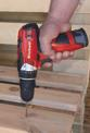 Cordless Drill TE-CD 12 X-Li with 2nd battery Einsatzbild 1