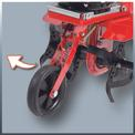 Benzin-Bodenhacke GC-MT 3036 Detailbild ohne Untertitel 4