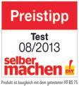 Bandschleifer TE-BS 8540 E Testmagazin - Logo (oeffentlich) 1