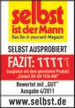 Elektro-Rasenmäher GE-EM 1536 HW Testmagazin - Logo (oeffentlich) 2