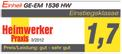 Elektro-Rasenmäher GE-EM 1536 HW M Testmagazin - Logo (oeffentlich) 1