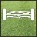 Masina de tuns iarba manuala GE-HM 38 S Detailbild ohne Untertitel 2