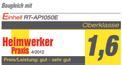 Ferastrau multifunctional TE-AP 1050 E Testmagazin - Logo (oeffentlich) 2