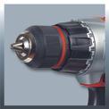 Akku-Bohrschrauber TE-CD 18/2 Li Kit (2x1,5 Ah) Detailbild ohne Untertitel 1
