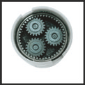 Cordless Drill TE-CD 18/2 Li Kit (2x1,5 Ah) Detailbild ohne Untertitel 2