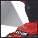 Trapano a batteria TE-CD 18/2 Li Kit (2x1,5 Ah) Detailbild ohne Untertitel 3