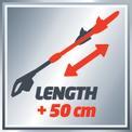 Elektromos magassági sövényvágó GC-HH 9048 VKA 1