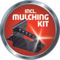 Masina de tuns iarba fara fir GE-CM 43 Li M Kit Logo / Button 2