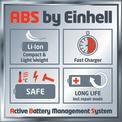 Tagliaerba a batteria GE-CM 43 Li M Kit Detailbild ohne Untertitel 1