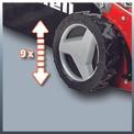 Masina de tuns iarba cu motor termic GC-PM 46/1 S B&S Detailbild ohne Untertitel 4