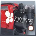 Hauswasserautomat GC-AW 6333 Detailbild ohne Untertitel 3