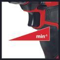 Cordless Drill TC-CD 18-2 Li (2x1,3 Ah) Detailbild ohne Untertitel 4