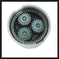 Trapano a batteria TC-CD 18-2 Li (2x1,3 Ah) Detailbild ohne Untertitel 3