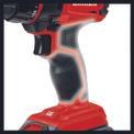 Cordless Drill TC-CD 18-2 Li (2x1,3 Ah) Detailbild ohne Untertitel 1