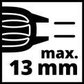 Ütvefúrógép TE-ID 500 E VKA 2