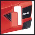 Graffettatrice a batteria TC-CT 3,6 Li Detailbild ohne Untertitel 1