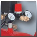 Kompressor TC-AC 400/50/8 Detailbild ohne Untertitel 4