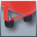 Kompresszor TC-AC 400/50/8 Detailbild ohne Untertitel 6