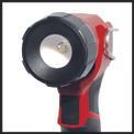 Lanterna fara fir TE-CL 18 Li H-Solo Logo / Button 1