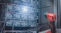 Akkus lámpa TE-CL 18 Li H-Solo Einsatzbild 1
