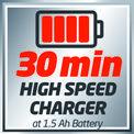 PXC-Ladegerät 18V 30min Power-X-Change VKA 2