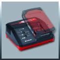 PXC töltőkészülék 18V 30min Power-X-Change Detailbild ohne Untertitel 1