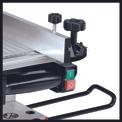 Ingletadora con mesa superior TC-MS 2513 T Detailbild ohne Untertitel 4