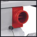 Ingletadora con mesa superior TC-MS 2513 T Detailbild ohne Untertitel 6