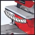 Ingletadora con mesa superior TC-MS 2513 T Detailbild ohne Untertitel 7