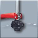 Benzin-Rasentrimmer GC-PT 2538 I AS Detailbild ohne Untertitel 3