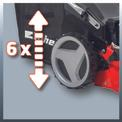 Masina de tuns iarba cu motor termic GC-PM 46/2 S HW-E Detailbild ohne Untertitel 4