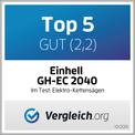 Motosierra eléctrica GH-EC 2040 Testmagazin - Logo (oeffentlich) 1