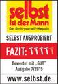 Tagliaerba elettrico GC-EM 1742 Testmagazin - Logo (oeffentlich) 1