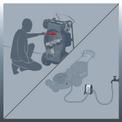 Benzin-Rasenmäher GE-PM 48 S HW B&S Detailbild ohne Untertitel 6