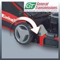 Benzin-Rasenmäher GE-PM 48 S HW B&S Detailbild ohne Untertitel 5
